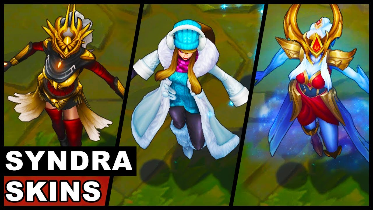 of legends skins League syndra