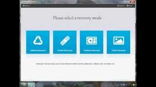 One of Five Best Free Data Recovery Tools