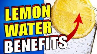 11 Ways Drinking Lemon Water in the Morning Benefits your Body TO THE MAX