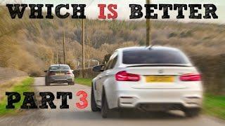 MANUAL VS DUAL CLUTCH BMW M3 FINAL THOUGHTS!!!