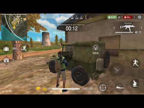 El Pubg Para Android GANAMOS LA PARTIDA!! Free Fire-Battleground