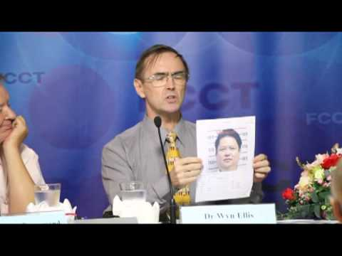 Thai libel law: Dr Ellis on threats he received