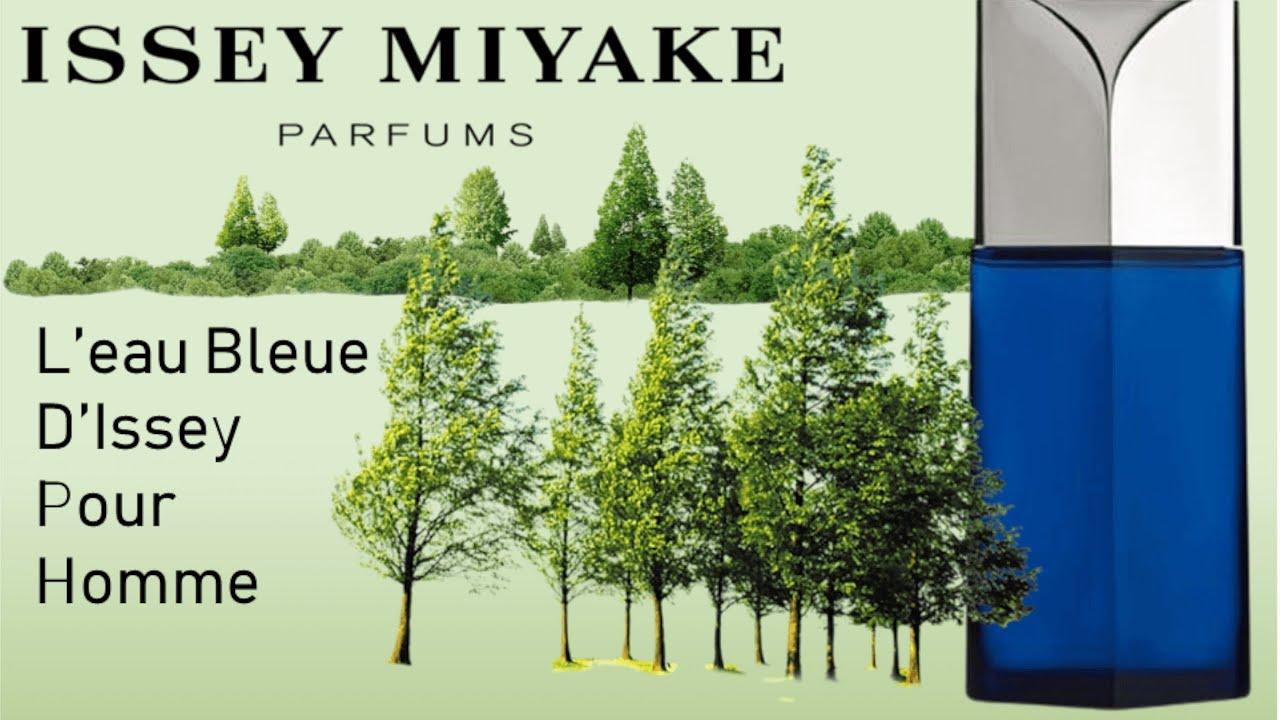 Parfum Barbatiissey Miyake Leau Blue Dissey Pour Hommeedt2005