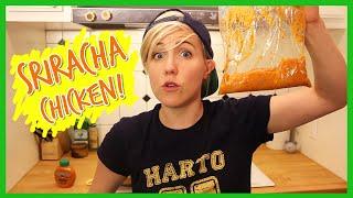 MY DRUNK KITCHEN: Sriracha Chicken