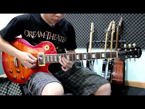 How To Play : Sweet Child O'Mine Lesson  Part 1/2 By Nut