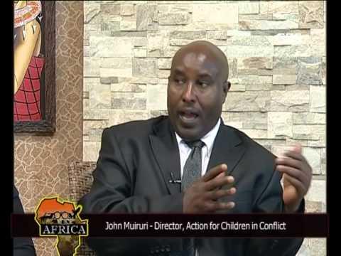 ZOOM IN AFRICA  1704 ABANDONED CHILDREN