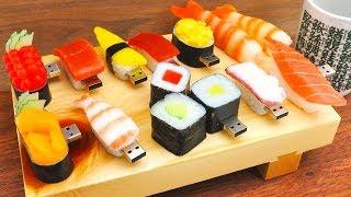 Este plato de Sushi es MUY especial