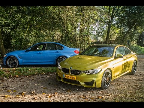 BMW M3 & M4 2014 review