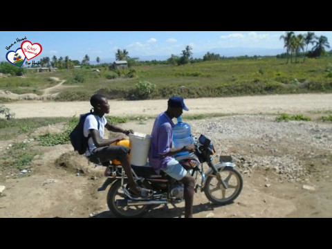 SUNY Broome Health for Haiti: Clean Water for Grande Saline