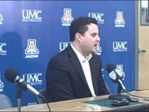 March 5, 2011: Sean Miller talks about the keys to Arizona