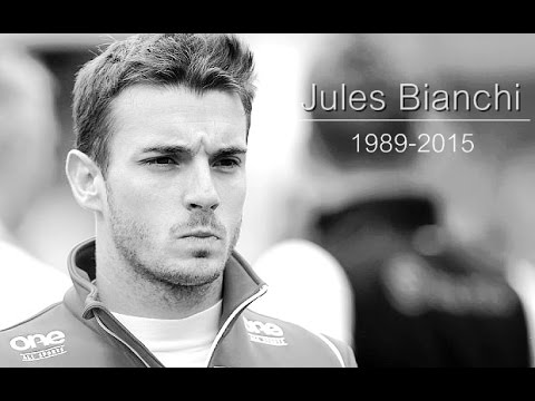 RIP JULES BIANCHI [1989-2015] - YouTube