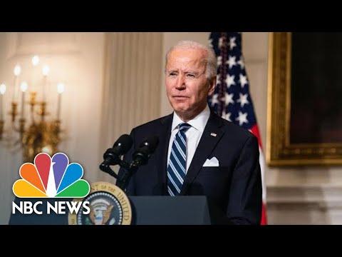 Biden Delivers Remarks On Colorado Shooting | NBC News