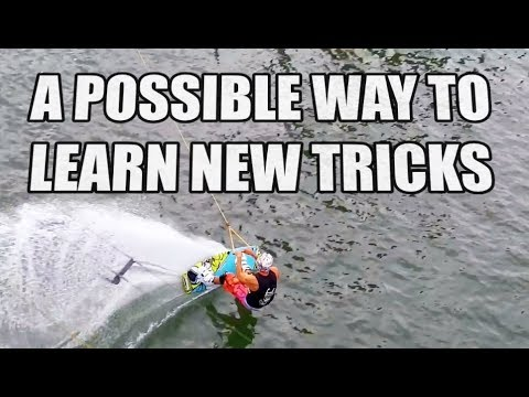 Possible Way To Learn New Tricks