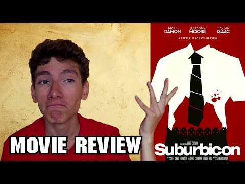 Suburbicon [Dark Comedy Movie Review]