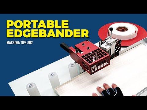 CBC E PORTABLE EDGEBANDER   wwgmachinery