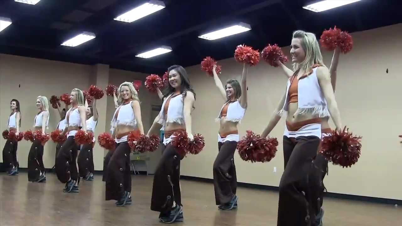 University of Texas Pom Squad  YouTube