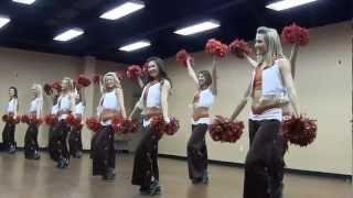University of Texas Pom Squad
