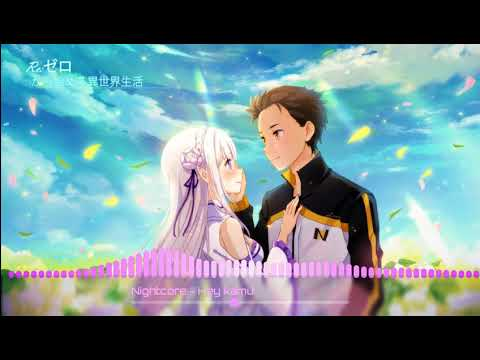 Nightcore - Hey Kamu