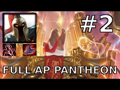 URF 2015 - Full AP Pantheon Bomb