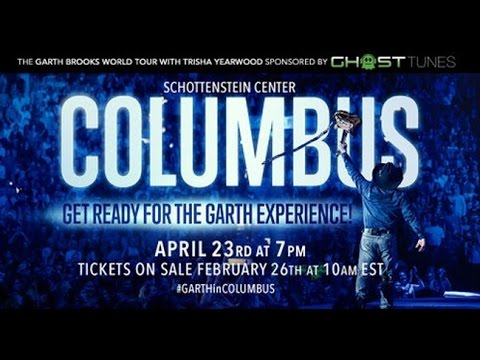 Garth Brooks 4k Columbus Ohio Friends in Low Places