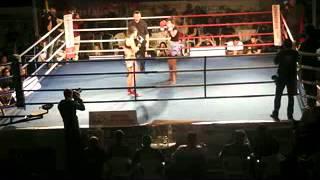 Μαριάννα Καλλέργη vs Samia Taguenaouti (Gladiator's Night 6)
