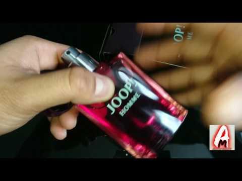 Joop Homme Mens Fragrance (Review)