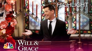 Will & Grace - Jack Says Goodbye to Rosario (Episode Highlight)
