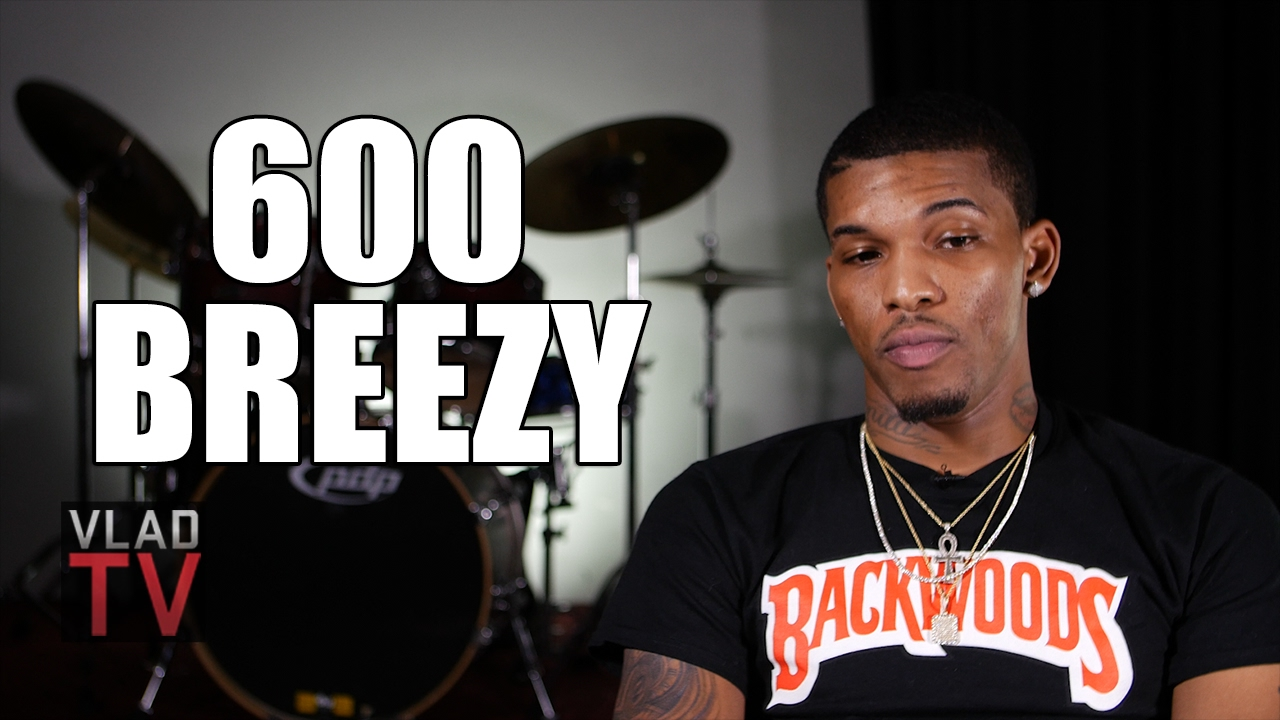 "600 Breezy on Threatening Police: ""This Ain't Ferguson, in Chiraq We Shoot Back"""