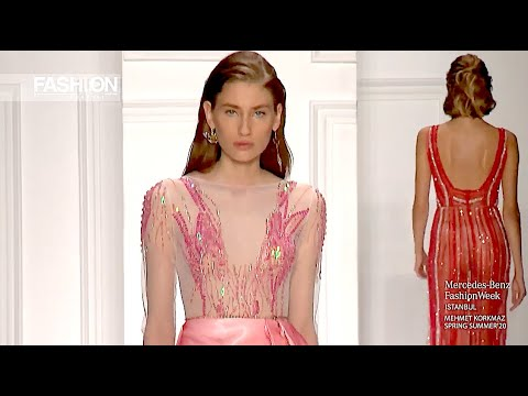 MEHMET KORKMAZ Spring 2020 MBFW Istanbul - Fashion Channel