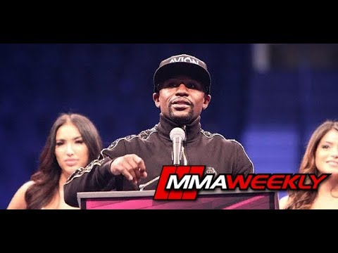 Floyd Mayweather: I Guaranteed You Conor Wouldn't Go The Distance  (FULL Post Press Remarks)