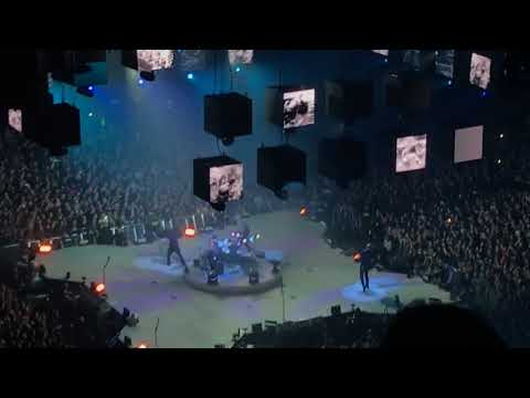 One - Metallica (Madrid, WiZink Center, 2018)