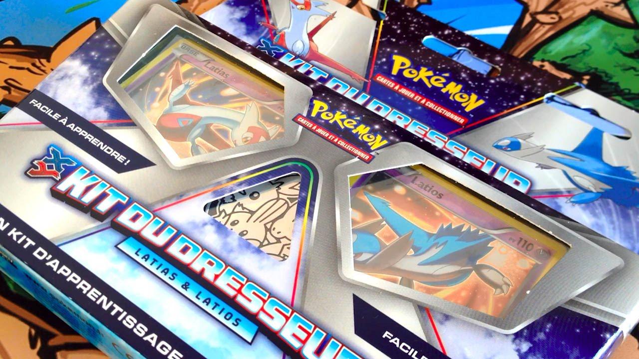 pianosetclaviers  Pokémon  Poin07  Cartes À Collectionner  Kit Du