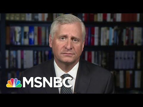 Jon Meacham: History Says To Treat Medical Reports From The WH As 'Incomplete' At Best | MSNBC