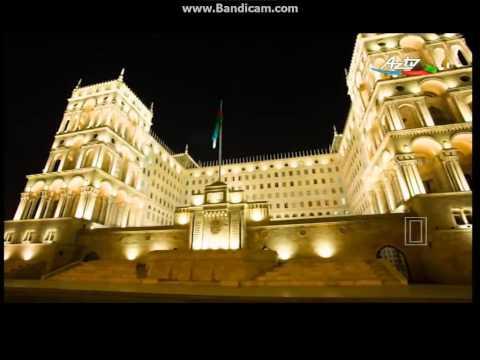 Baku - the capital of Azerbaijan