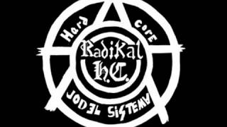 Radikal HC - La Venganza (hardcore punk Spain)