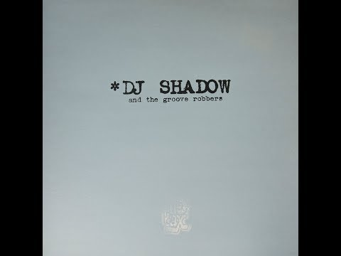 DJ Shadow And The Groove Robbers - In/Flux (vinyl)
