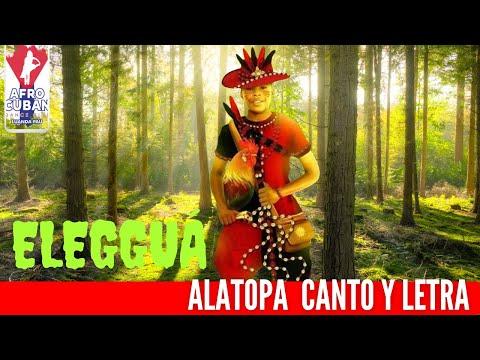 Eleggua letra toque Alatopa / Eleggua lyrics  Alatopa rhythm