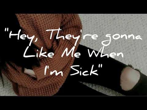 They'll Like Me When I'm Sick {Flatsound Lyrics}