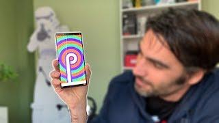 Baixar Android 9 Pie en el Samsung Galaxy Note 9, ¿Cambios tras actualizar?
