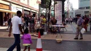 Red Indian Music Birmingham UK City Centre