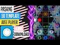 Bagi-Bagi 50 Template Avee Player+Cara Pasang+Link Download Gratis !!
