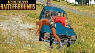 Your Uber is Here! - PUBG Playerunknowns Battlegrounds - Live Stream PC