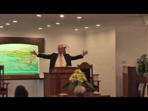 Pastor Jones 8 7 16 PM Service at Community Baptist Church, Ayden, NC