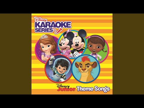 Mickey Mouse Clubhouse Theme Song (From