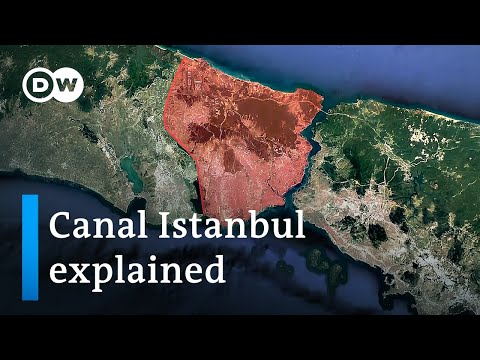 Canal Istanbul: How Erdogan's dream could be Turkey's nightmare | DW News
