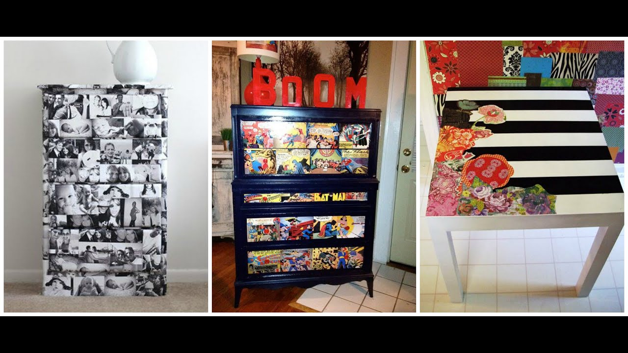 decoupage ideas for furniture. Decoupage Ideas For Furniture YouTube