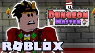 TRAPPED INSIDE Un DUNGEON IN ROBLOX?!