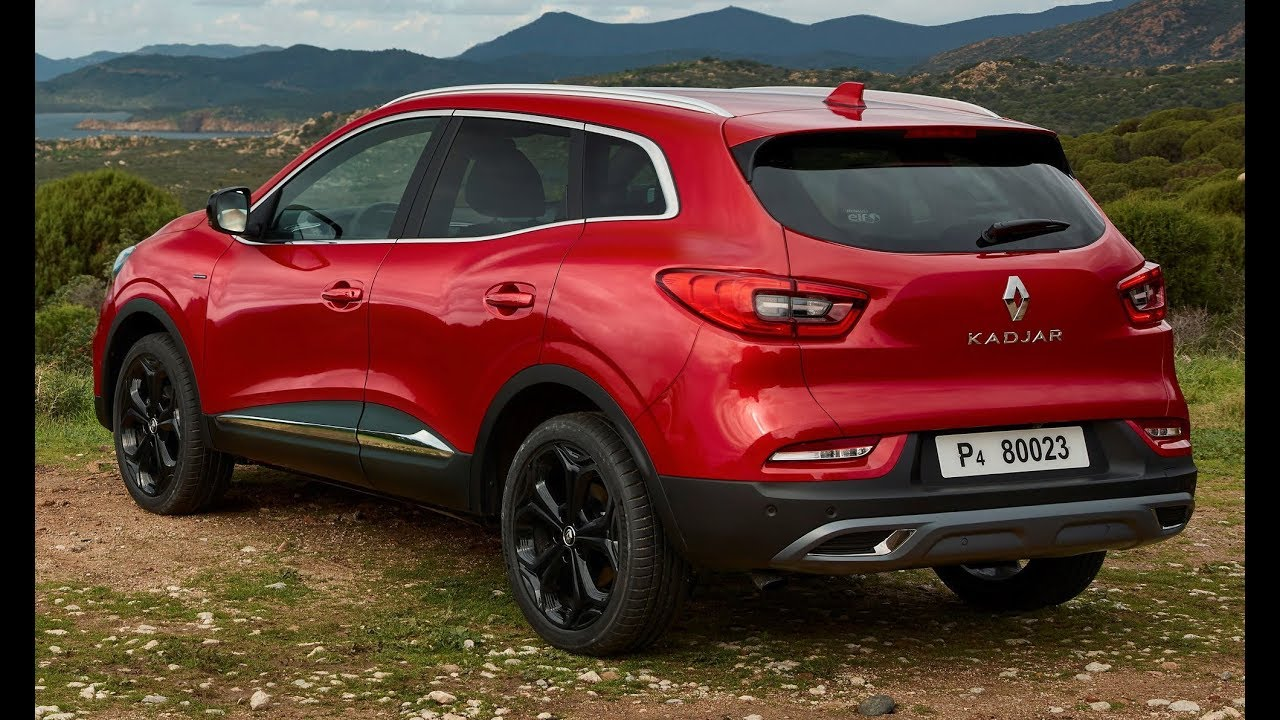 2019 renault kadjar facelift design interior and. Black Bedroom Furniture Sets. Home Design Ideas