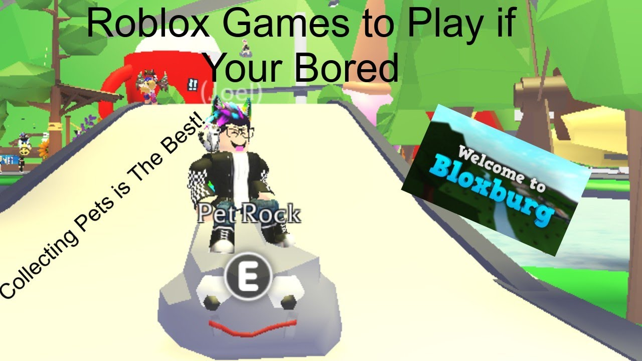 Roblox Games To Play If Your Bored I Know I Am Youtube