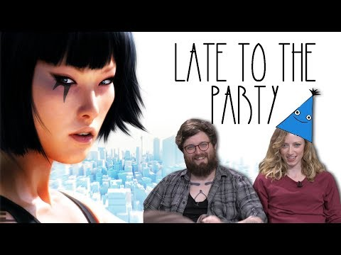 Let's Play Mirror's Edge - Late to the Party
